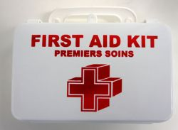 First Aid Kit Workplace