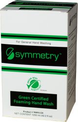 Symmetry Hand Soap Green Foam